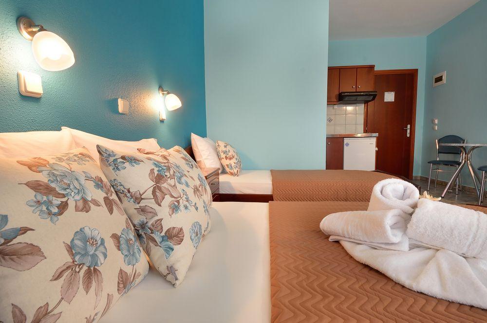 Hotel Stefanos, Golden Beach, Thassos